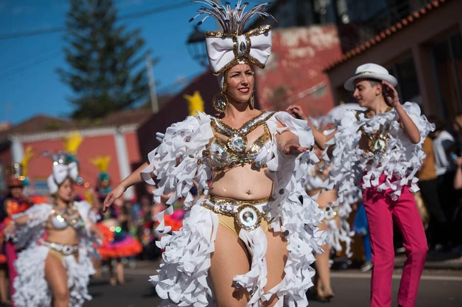 Resultado de imagen de coso carnaval tacoronte