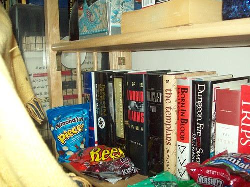 Bookshelves 20