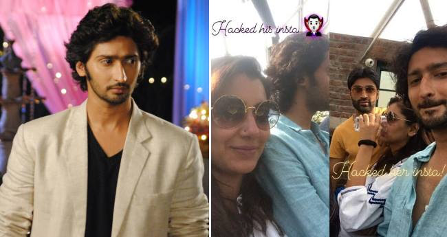 Looks like Sriti Jha and Kunal Karan Kapoor made it official by posting on each other's Instagram