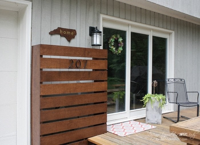 Creative Ways To Cover A Door Dream House