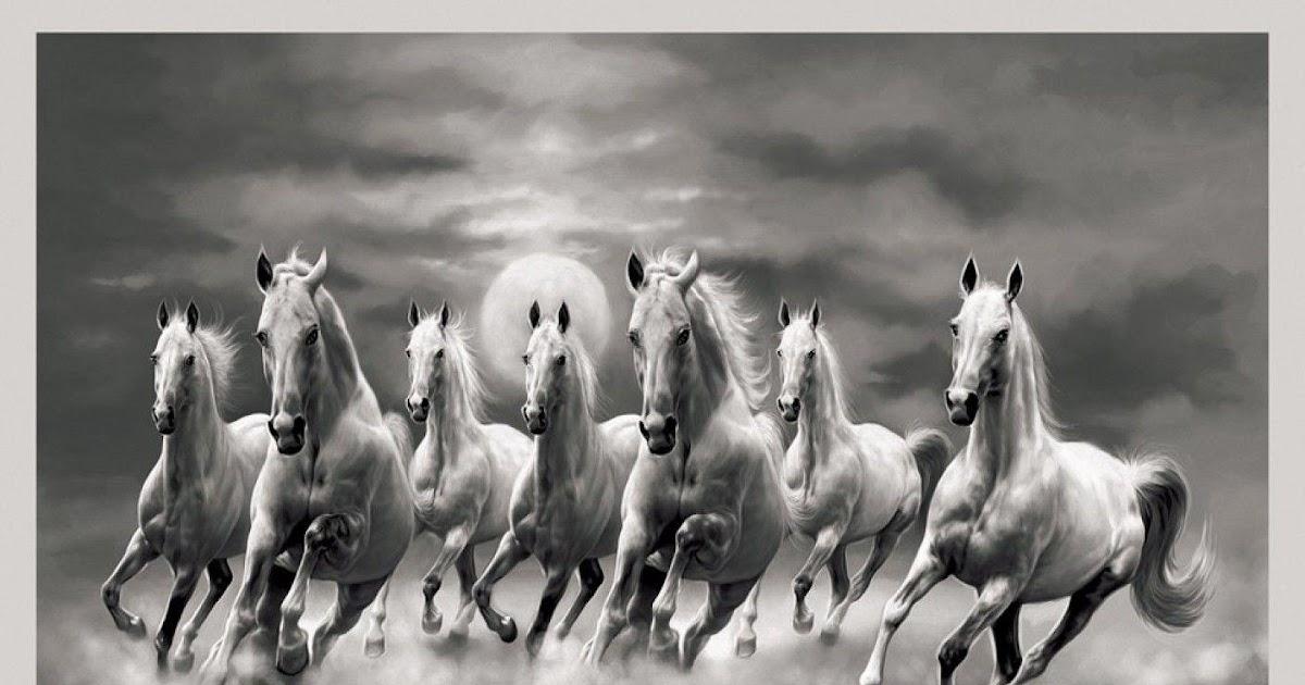 Best Of Full Hd Vastu 7 Horse Hd Wallpapers 1920x1080 Wallpaper