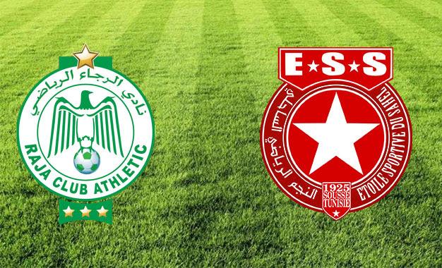 Coupe Arabe Des Clubs Etoile Du Sahel Raja Casablanca