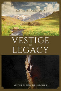 Vistage of Legacy cover