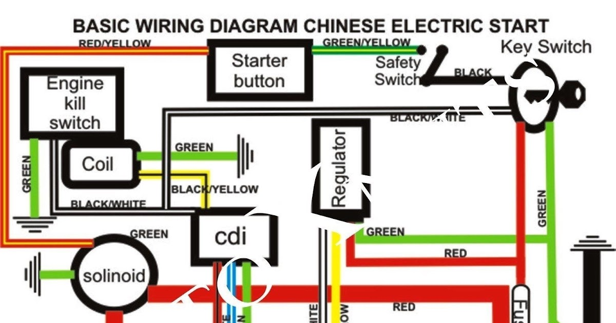 32 Tao Tao 110 Atv Wiring Diagram - Wiring Diagram Database