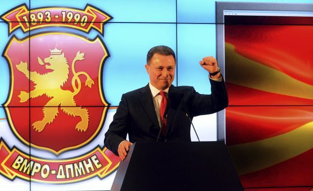 Nikola Gruevski (Tanjug)