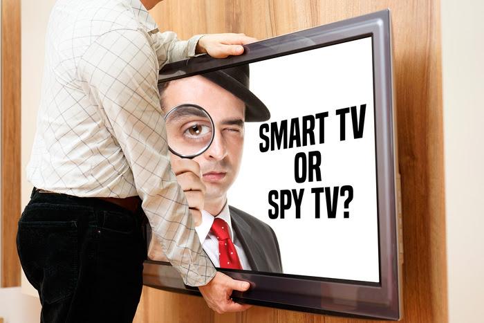 Αποτέλεσμα εικόνας για SMART IS SPYING US