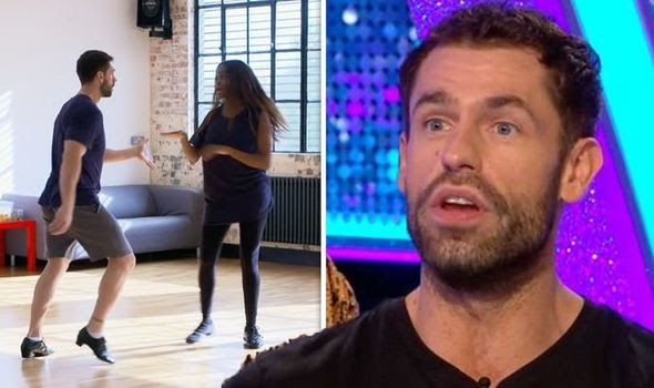 Strictly 2019: 'Not mastering the technique' Kelvin Fletcher and Oti's Cha Cha Cha doomed?