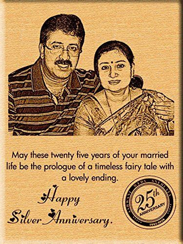 Best 25th Wedding Anniversary Gifts For Wife   Gift Ftempo