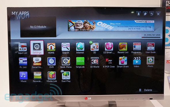 LG 27inch Personal Smart TV handson updated video