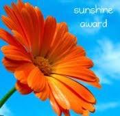 Sunshine Award Picture