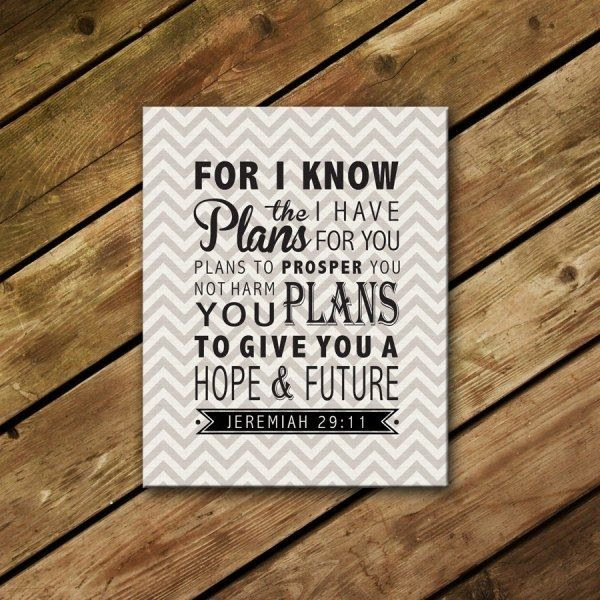 For I Know The Plans I Have For You Pictures Photos And Images For