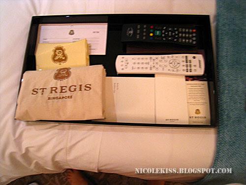 hotel accessories kit