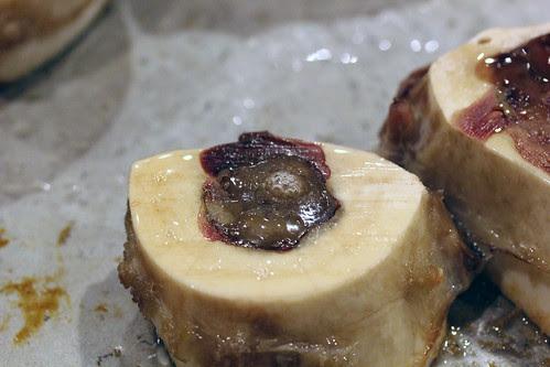 Roasted marrow