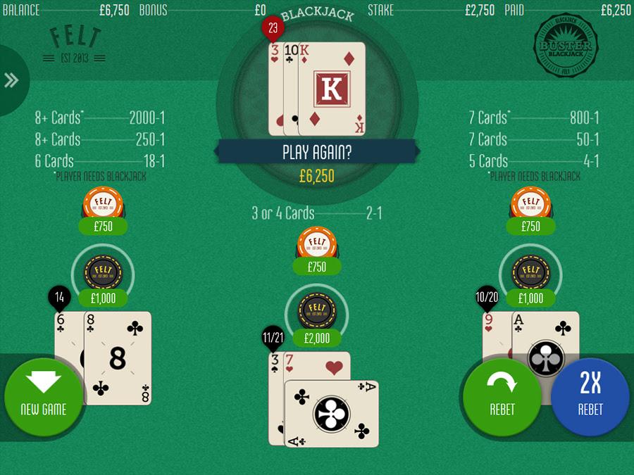 Verbessere deine gewinne mit buster blackjack Kırıkhan