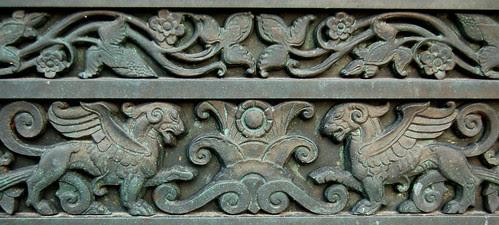 Door Detail, Museum