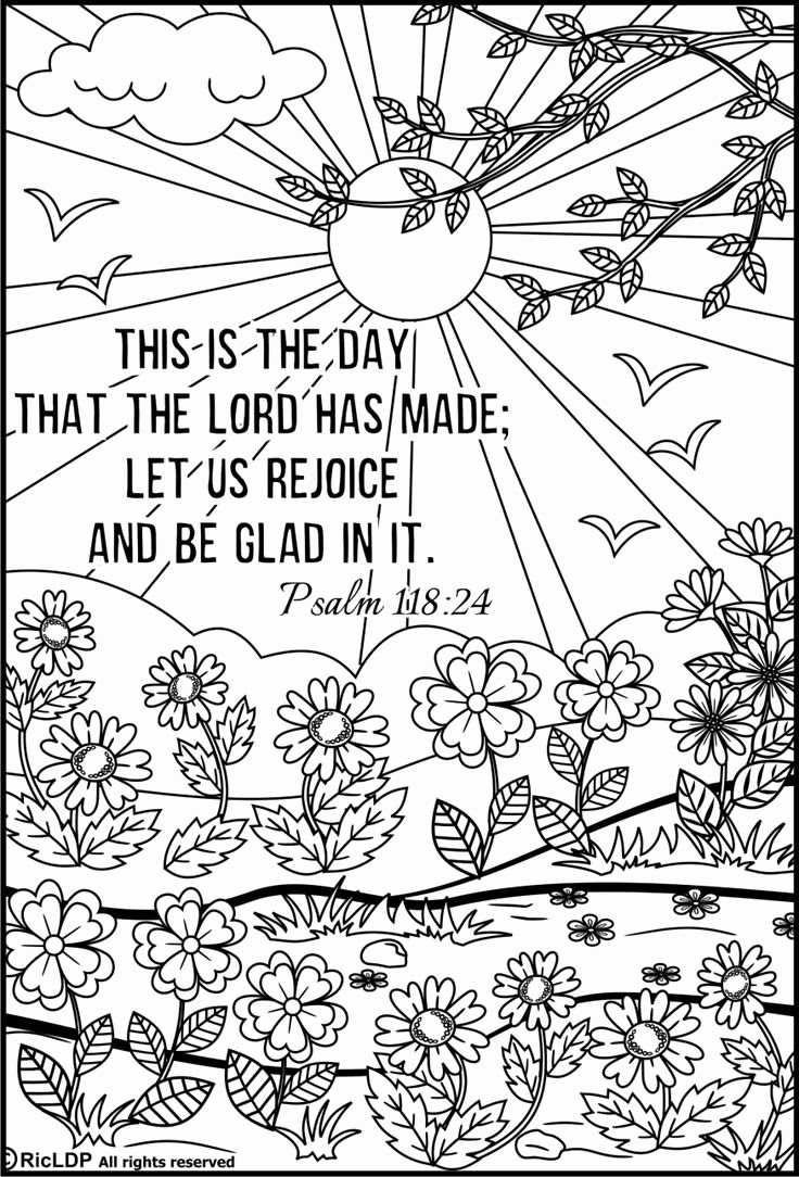 Christian Adult Coloring Pages at GetColorings.com   Free ...