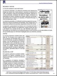 Informe Ejecutivo de Gastos en SLP 3