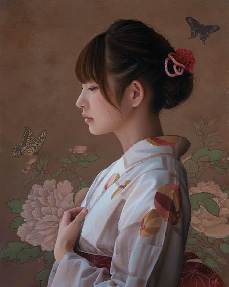 Desenho hiper realista Yasutomo Oka (1)
