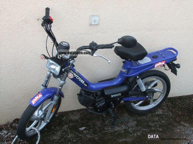 2005 Tomos Flexer 45 km / h