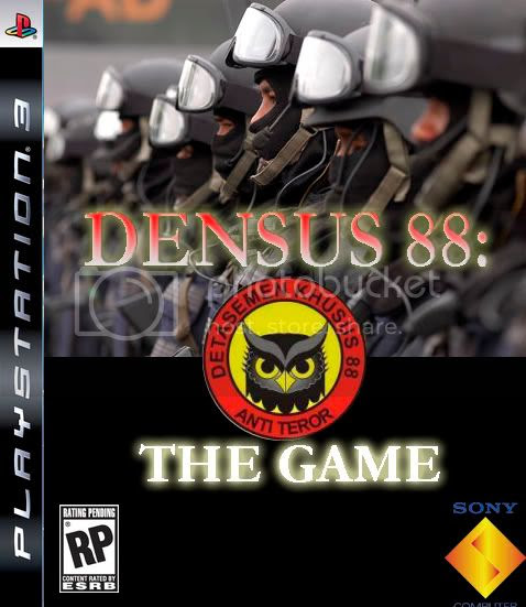 Densus 88 : The Game PS3 2 Pictures, Images and Photos