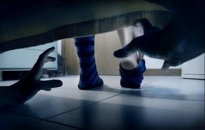 """""""Bajo tu cama"""", fotografía de DMLDraw"""