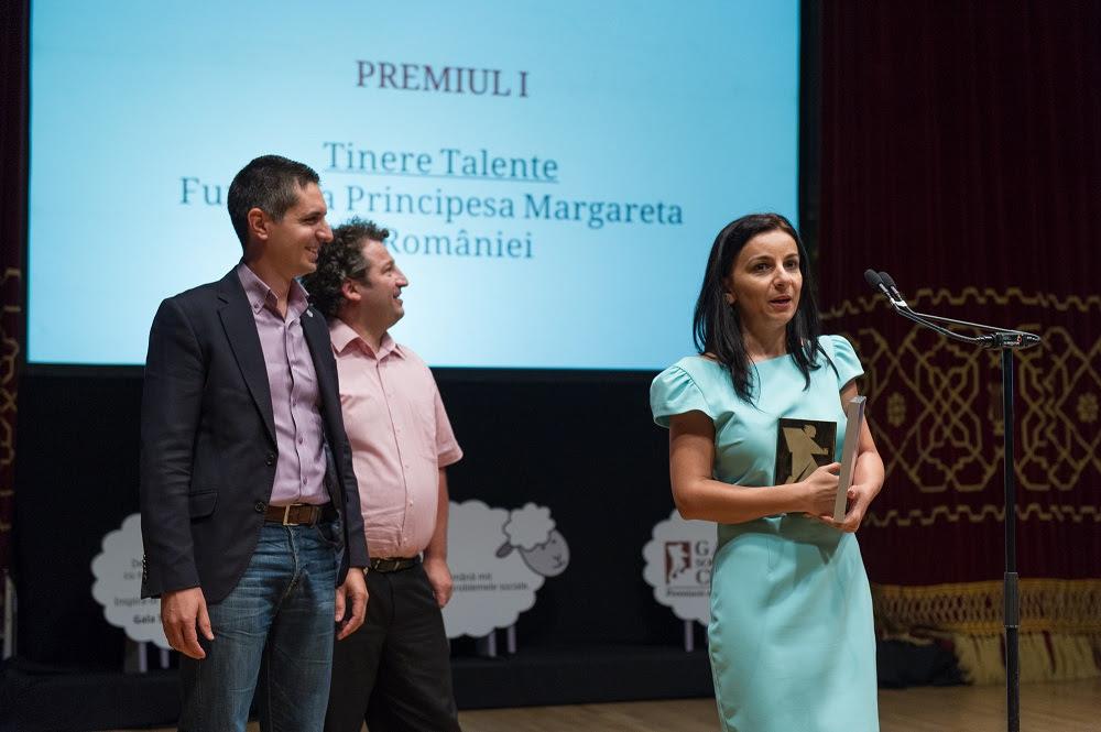 Fundația Principesa Margareta a României premiată la Gala Societății Civile