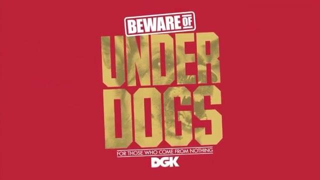 Resultado de imagem para DGK – Beware of the Underdogs