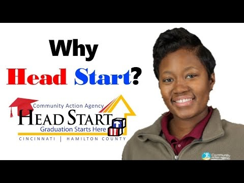 WHY HEAD START? by CAA Head Start Teacher Tynetta Hurdle