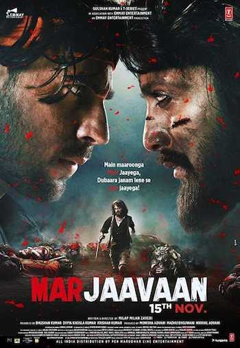 Marjaavaan 2019 Hindi 720p 480p pDVDRip