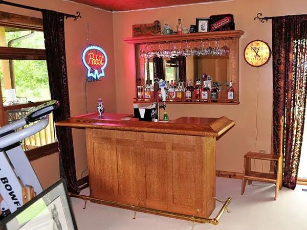 Home Bar Ideas simpl