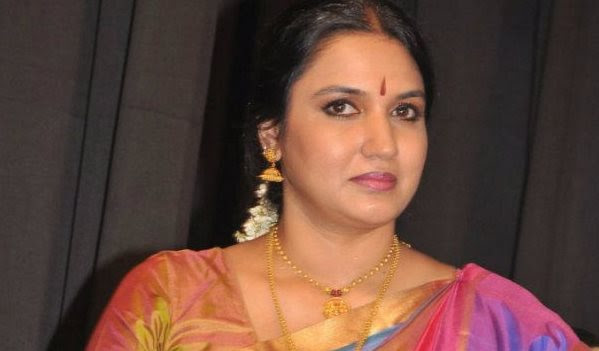 Actress Sukanya