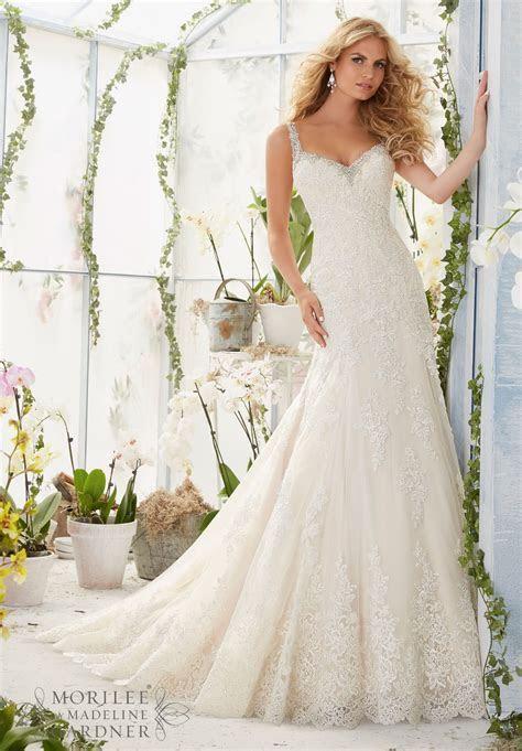 Dress   Mori Lee Bridal SPRING 2016 Collection: 2822