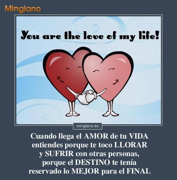 Frases Sobre El Amor De Tu Vida