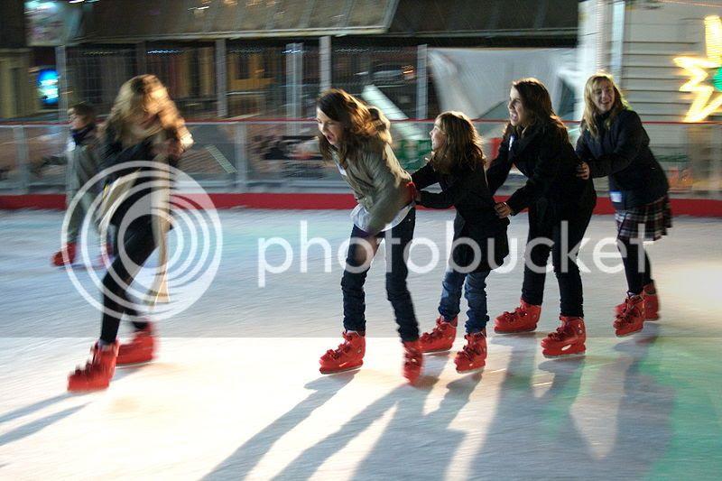 Chapman hill ice rink Durango Colorado