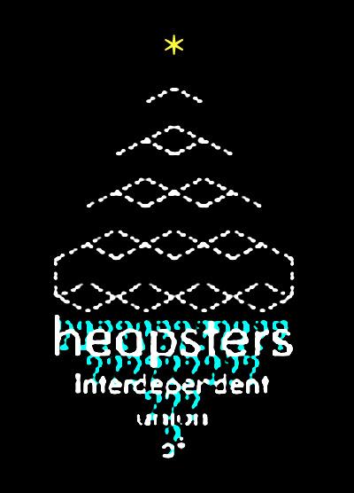 2009.12_Heapsters_Dark Night Xmas Tree-400w