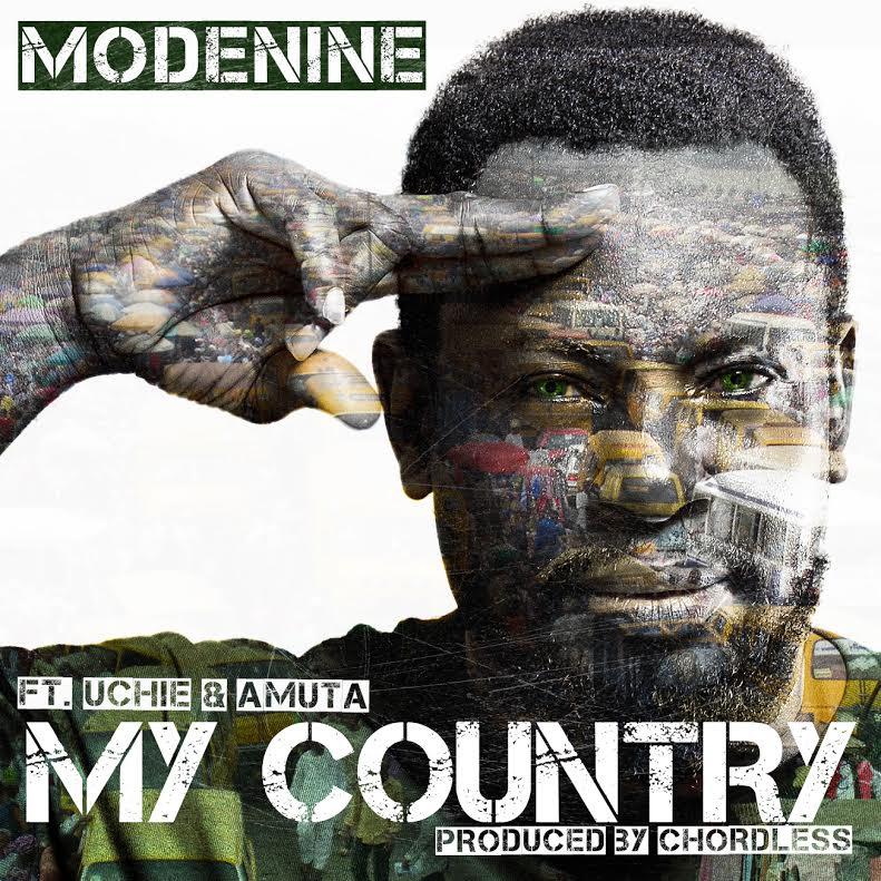 Modenine My Country Art 1