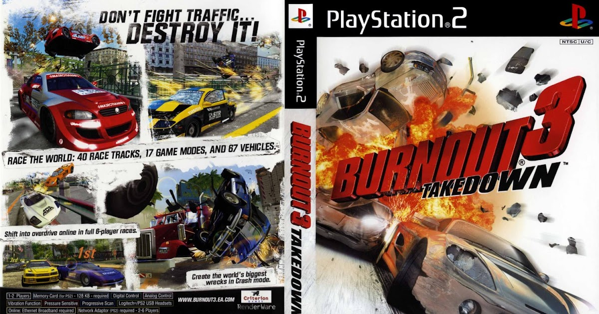 Best Burnout For Ps2