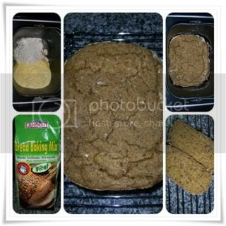Pão de milho e cereais2