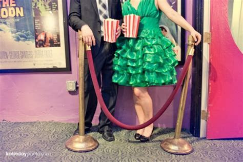 Retro Movie Themed Kansas City Wedding · Rock n Roll Bride
