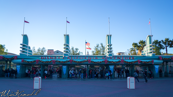 Disneyland Resort, Disney California Adventure, Frozen Fun, Buena Vista Street