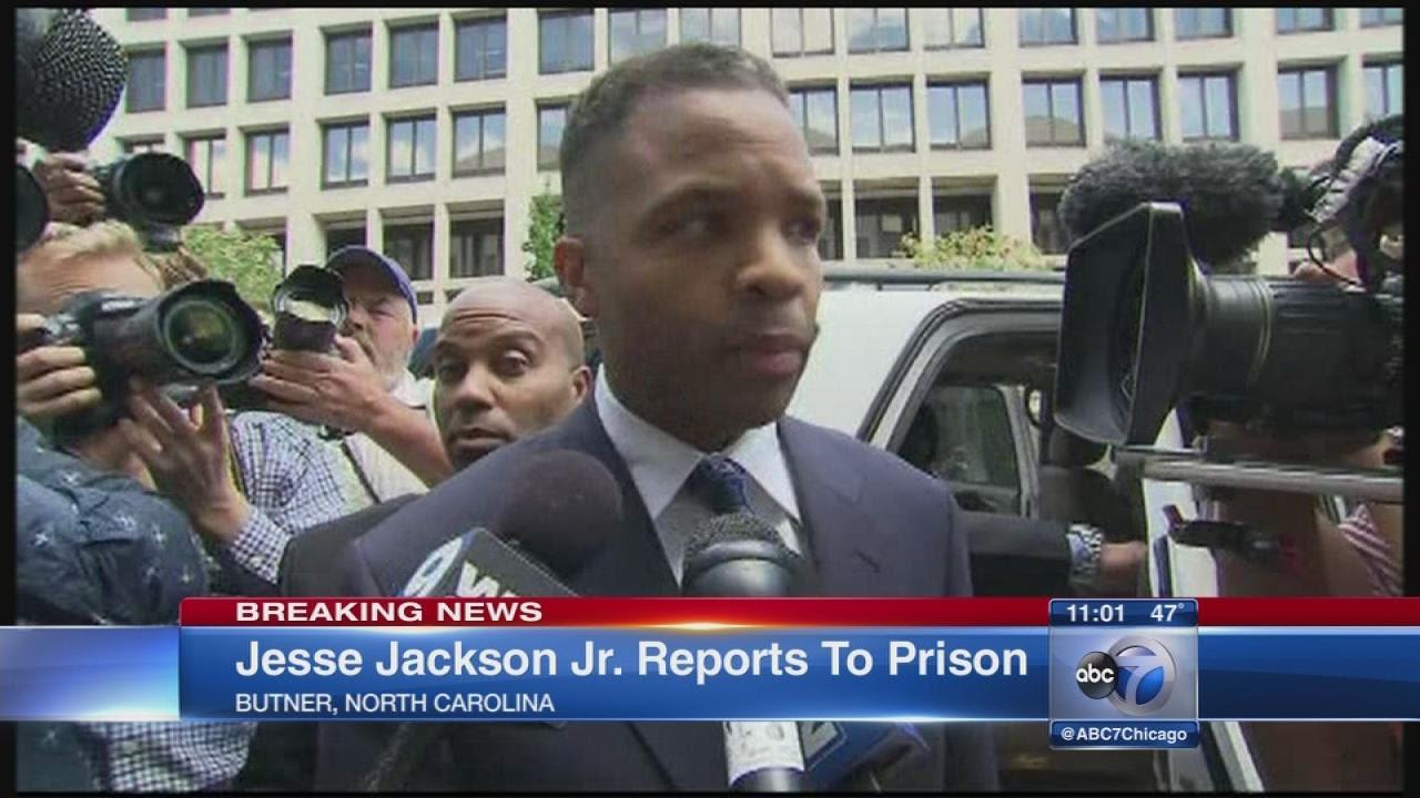 Image result for jesse jackson jr. in prison