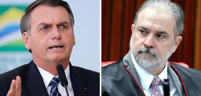 Aras diz que Bolsonaro é vítima de um factoide