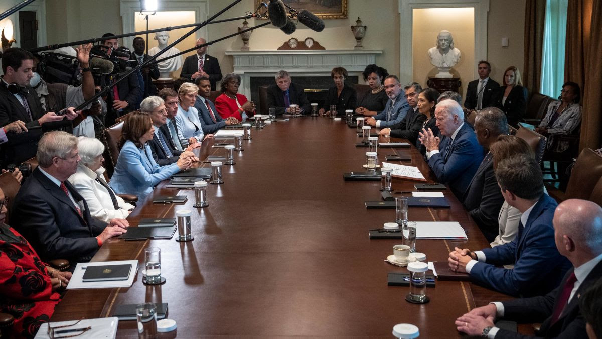 Exclusive: Biden sending 12 cabinet members, high-level officials to UN climate summit in show of force
