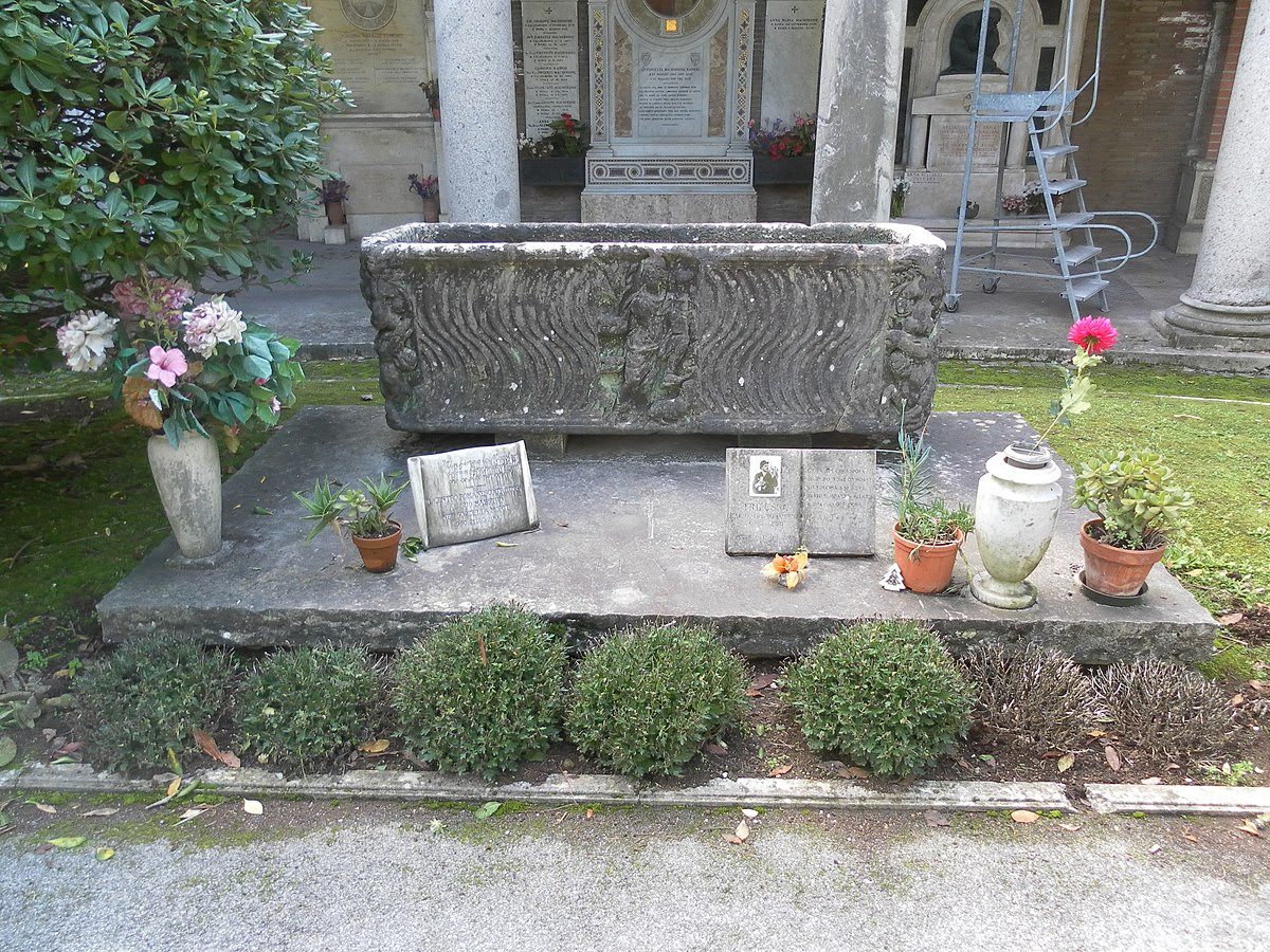 File:Roma cimitero Verano tomba Trilussa.jpg