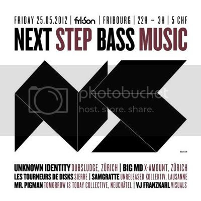 Next Step Bass Music 25.05.2012