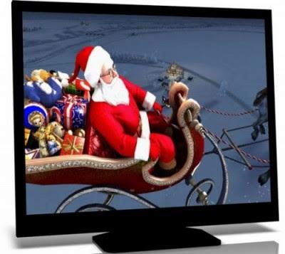 Santa Claus 3D v1.1.0.2 - Screensaver