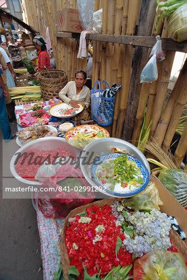Ubud market, Bali, Indonesia, Southeast Asia, Asia                                                                                                                                                       Stock Photo - Direito Controlado, Artist: Robert Harding Images, Code: 841-02991292