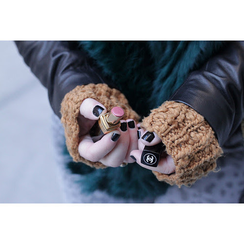 Cheetah is the New Black   (clipped to polyvore.com)