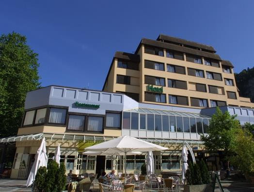 Promo Best Western Plus Central Hotel Leonhard