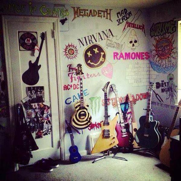 Bedroom Ideas Punk